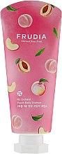 Profumi e cosmetici Essenza corpo nutriente al profumo di pesca - Frudia My Orchard Peach Body Essence