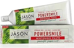 Profumi e cosmetici Dentifricio sbiancante - Jason Natural Cosmetics PowerSmile All Natural Whitening Toothpaste