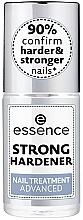 Profumi e cosmetici Smalto unghie rassodante - Essence Strong Hardener Nail Treatment Advaced