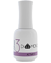 Profumi e cosmetici Attivatore per unghie - Elisium Diamond Liquid 3 Activator