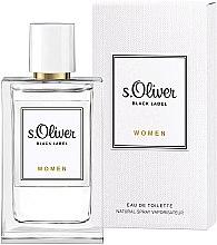 Profumi e cosmetici S. Oliver Black Label Women - Eau de toilette