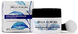 Profumi e cosmetici Maschera disintossicante per le macchie dell'età - Bella Aurora Anti-Dark Spot Detoxifying Mask