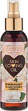 Profumi e cosmetici Olio corpo rivitalizzante con camelia - Bielenda Skin Loving Oil Repairing Body Oil Camellia