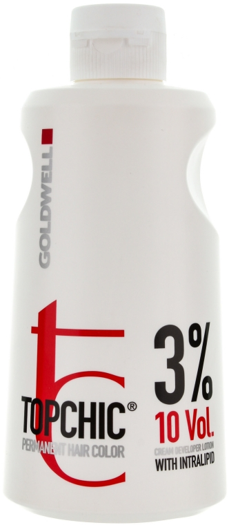 Ossidante 3% - Goldwell Topchic Developer Lotion — foto N1
