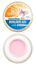 Profumi e cosmetici Gel camouflage, 15 ml - F.O.X Cover Camouflage Builder Gel