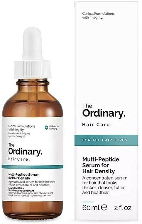 Siero addensante multipeptidico - The Ordinary Multi Peptide Serum For Hair Density