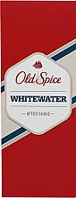 Profumi e cosmetici Lozione dopobarba - Old Spice Whitewater After Shave