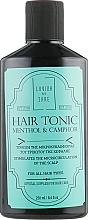 Profumi e cosmetici Tonico per capelli al mentolo per uomo - Lavish Care Hair Tonic Menthol And Camphor