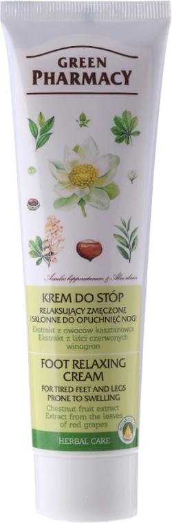 Crema piedi rilassante - Green Pharmacy