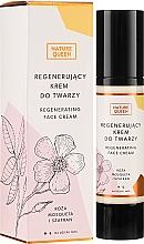 Profumi e cosmetici Crema viso rivitalizzante - Nature Queen
