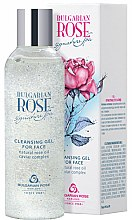 Profumi e cosmetici Gel detergente viso - Bulgarian Rose Signature Cleaning Gel
