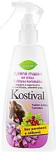 Profumi e cosmetici Spray piedi - Bione Cosmetics Cannabis Kostival Herbal Salve With Horse Chestnut