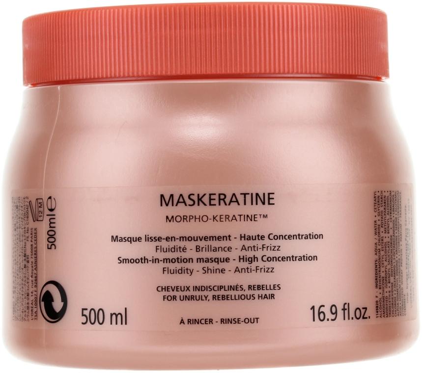 Maschera capelli ribelli - Kerastase Discipline Fondant Fludealiste Smooth-in-Motion Care