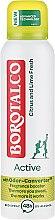 Profumi e cosmetici Deodorante-spray 48 ore - Borotalco Active