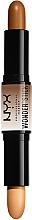 Profumi e cosmetici Stick doppio per contouring - NYX Professional Makeup Wonder Stick