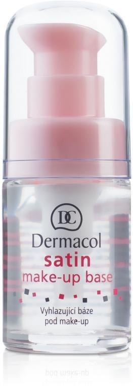 Base trucco con effetto opacizzante levigante - Dermacol Satin Base Make-Up