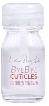 Rimozione della cuticola - Lovely Bye Bye Cuticles