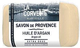 """Profumi e cosmetici Sapone provenzale """"Olio di Argan"""" - La Corvette Provence Soap Argan Oil"""