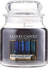 Profumi e cosmetici Candela in vetro - Yankee Candle Dreamy Summer Nights