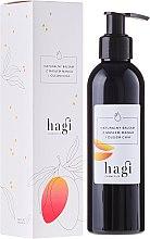 Profumi e cosmetici Lozione corpo con burro di mango e olio di chia - Hagi