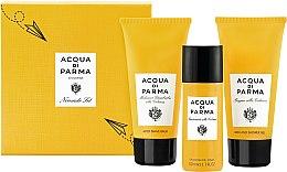 Profumi e cosmetici Acqua di Parma Colonia Nomade - Set (deo/50ml + s/g/75ml + afs/b/75ml)