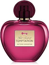 Profumi e cosmetici Antonio Banderas Her Secret Temptation - Eau de toilette