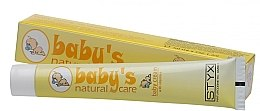 Profumi e cosmetici Crema per bambini - Styx Naturcosmetic Baby's Natural Care