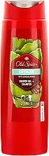 Profumi e cosmetici Gel doccia - Old Spice Citron Shower Gel