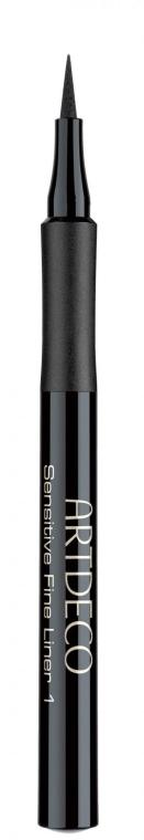 Eyeliner - Artdeco Sensitive Fine Liner 1