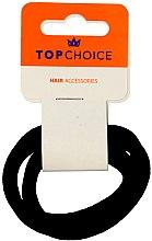 Profumi e cosmetici Elastici per capelli, 22821, neri - Top Choice
