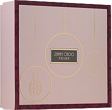 Profumi e cosmetici Jimmy Choo Fever - Set (edp 60 ml + b/lot 100 ml)