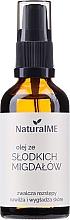 Profumi e cosmetici Olio di mandorle dolci - NaturalME