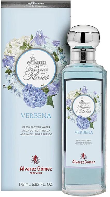 Alvarez Gomez Agua Fresca De Flores Verbena - Profumo