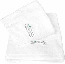 Profumi e cosmetici Asciugamano con logo, 70x140 - Bielenda Professional