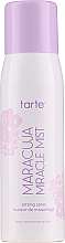 Profumi e cosmetici Spray fissante trucco - Tarte Cosmetics Maracuja Miracle Mist Setting Spray