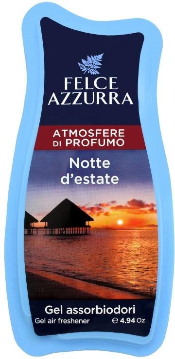 Gel assorbiodori - Felce Azzurra Gel Air Freshener Notte d'estate