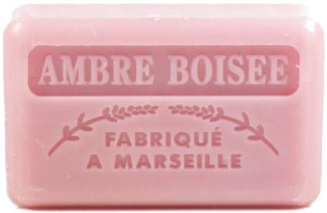 """Sapone di Marsiglia """"Ambre Boisee"""" - Foufour Savonnette Marseillaise Ambre Boisee"""