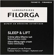 Profumi e cosmetici Crema ultra lifting, da notte - Filorga Sleep & Lift Ultra-lifting Night Cream