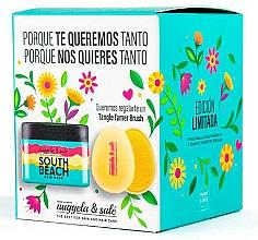 Profumi e cosmetici Set - Nuggela & Sule (mask/250ml + brush)