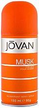 Profumi e cosmetici Jovan Musk For Men - Deodorante spray
