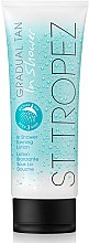 Profumi e cosmetici Lozione abbronzante corpo - St. Tropez Gradual Tan In Shower Lotion Light