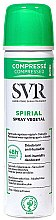 Profumi e cosmetici Deodorante - SVR Spirial Vegetal Anti-Humidity Deodorant