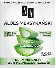 Profumi e cosmetici Crema viso, da giorno - AA Moc Energy Cream 50+