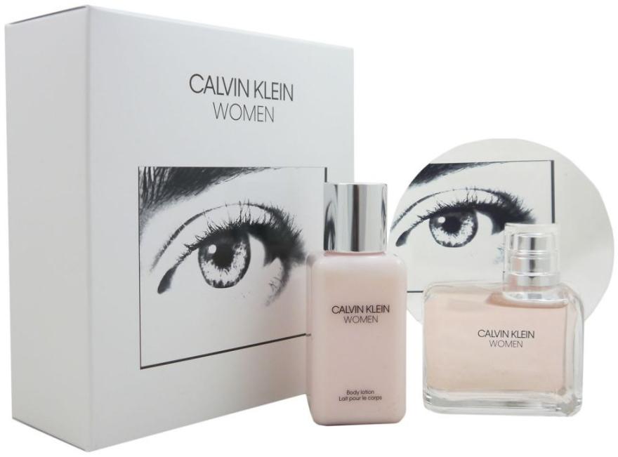 Calvin Klein Women - Set (edp/100ml + b/lot/100ml)