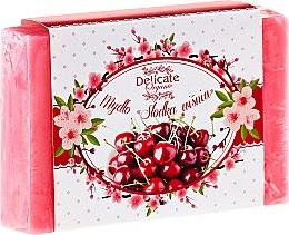"""Profumi e cosmetici Sapone """"Ciliegia Dolce"""" - Delicate Organic Aroma Soap"""