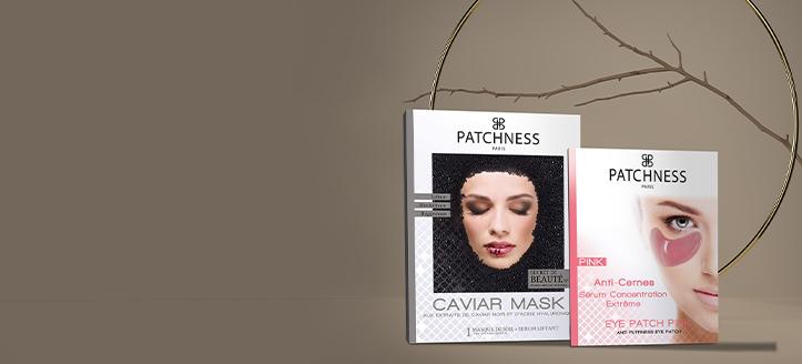 Acquista due prodotti Patchness e ricevi in regalo patch occhi