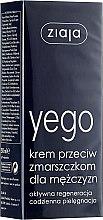 Profumi e cosmetici Crema antirughe per uomo - Ziaja Anti-wrinkle Cream For Men