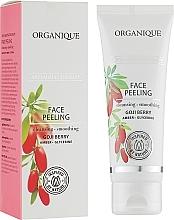 "Profumi e cosmetici Peeling viso ""Anti-Aging"" - Organique Anti-Ageing Therapy Goji Berry Face Peeling"