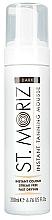 Profumi e cosmetici Mousse corpo autoabbronzante - St. Moriz Instant Tanning Mousse Dark