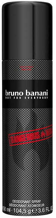 Bruno Banani Dangerous Man - Deodorante-spray